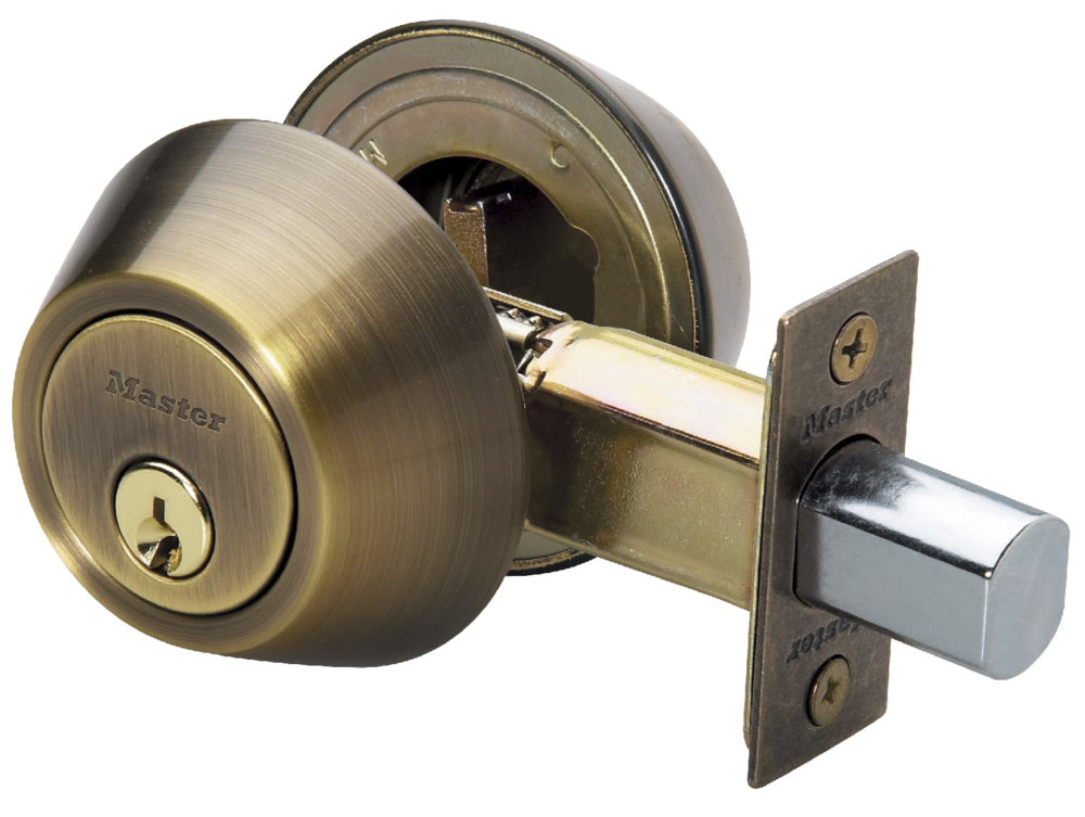 Ab Deadbolt Double Cylinder With Weiser Apartment Door Locks