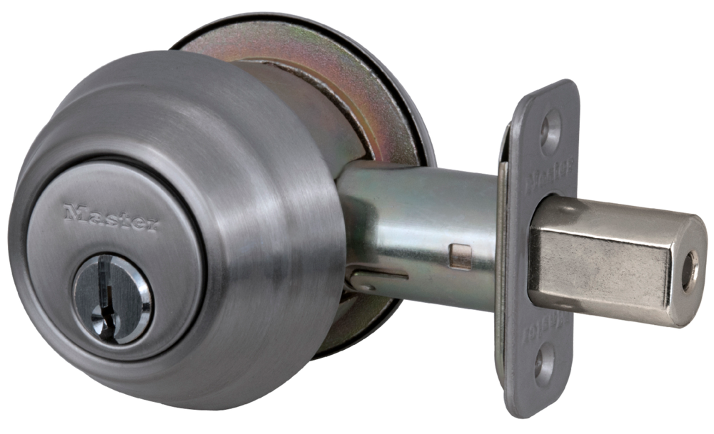 Sn Grade 1 Deadbolt Double Cylinder With Schlage