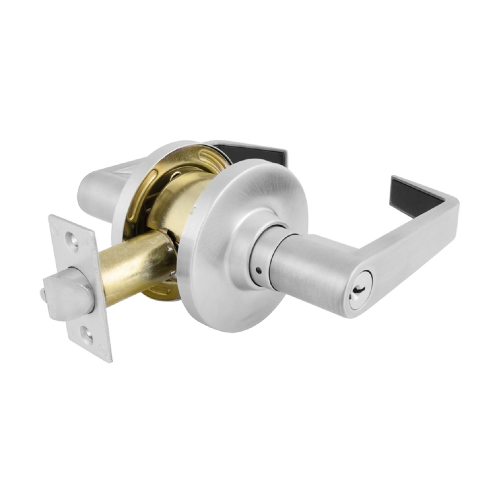 Commercial Cylindrical Lockset Lever Storeroom In